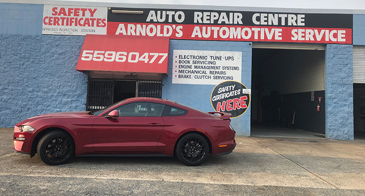 Auto Mechanic | Gold Coast | Arnold's Auto Services | Service